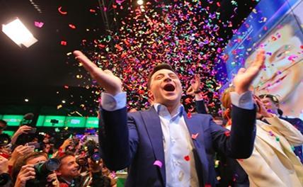 Владимиру Зеленскому пригрозили «немирным» Майданом