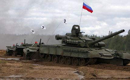 Американские военные испытали российский танк и получили удовольствие