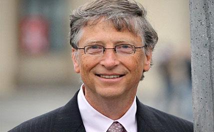 Билл Гейтс открыл аккаунт в WeChat