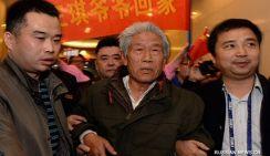 Китайский солдат вернулся домой после 54 лет пребывания в Индии