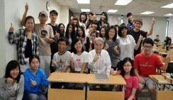105-летний житель Тайваня намерен поступить в докторантуру