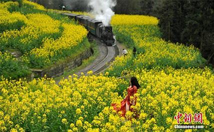 Путешествие во времени на cтаром поезде