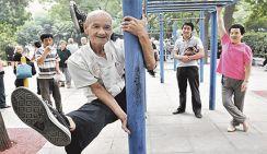 В Китае повышают размер пенсии по старости