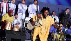Международный фестиваль барабанов в Каире