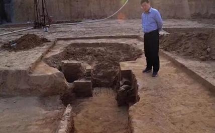 В Китае найдено захоронение 1700-летней давности