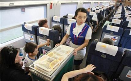 У пассажиров скоростных поездов Китая появились новые возможности
