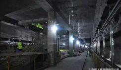 Самая глубокая станция метро появилась в Чунцине