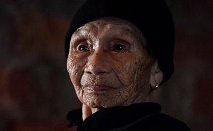 """В Китае умерла еще одна бывшая """"женщина для утешения"""""""
