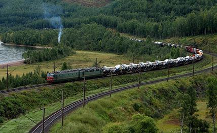 Президент РФ поручил выделить деньги на модернизацию БАМа и Транссиба