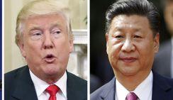 Си Цзиньпин и Д.Трамп  обсудили визит президента США в КНР
