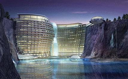Пятизвездочная гостиница откроется в заброшенной шахте
