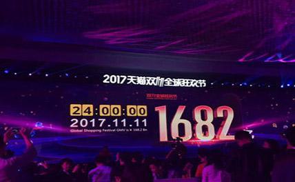 Alibaba установил очередной рекорд продаж