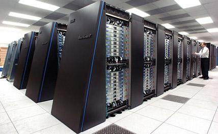 Первая в мире система суперкомпьютерной связи