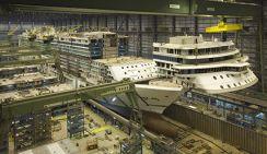 Китай начнет строить круизный лайнер класса люкс