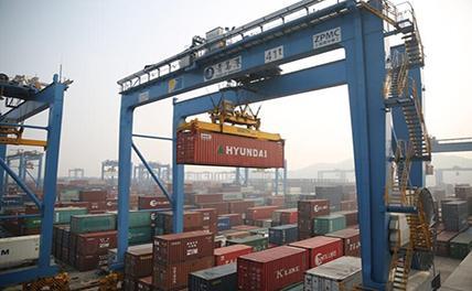 Китай занимает второе место в мире по ВВП