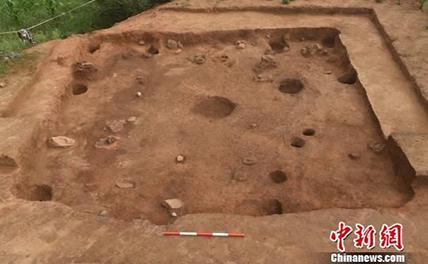 В Китае обнаружено древнее поселение возрастом 8000 лет