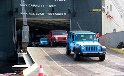 Китай снизит пошлины на импорт автомобилей