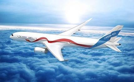 Проект китайско-российского широкофюзеляжного самолета вступил в этап первоначальной разработки