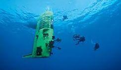 Китайский глубоководный планер впервые опустился на глубину 8213 метров