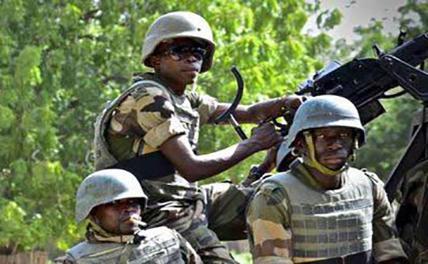 Смертники атаковали деревню в Нигерии