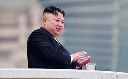 Ким Чен Ын совершает визит в Китай