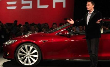 Компания Tesla построит крупный завод в Шанхае