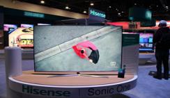Hisense представила телевизор нового типа