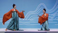 Китайский дизайнер одежды восстановила красоту нарядов династии Тан