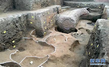 В центральной части Китая обнаружен 2000-летний монетный двор
