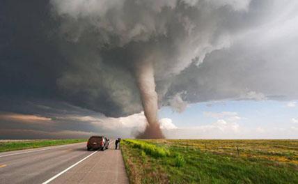 В Китае растут экстремальные погодные явления