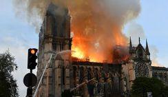 Председатель КНР Си Цзиньпин направил президенту Франции Э. Макрону телеграмму соболезнования в связи с пожаром в соборе Парижской Богоматери