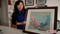 Китайский мастер создаёт картины из соли