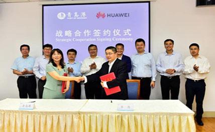 Порт Циндао стал первым «умным» портом с поддержкой сети 5G благодаря компании Huawei
