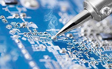 Китай -- главный поставщик микроэлектроники в Россию