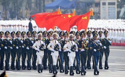 Китай засвидетельствовал новую эру строительства сильной армии грандиозным парадом