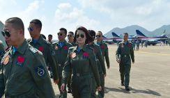 ВВС НОАК проведет в Чанчуне воздушное шоу по случаю своего 70-летия