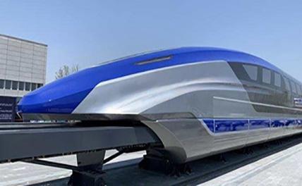 Между китайскими городами планируется запустить поезда со скоростью до 600 км/ч