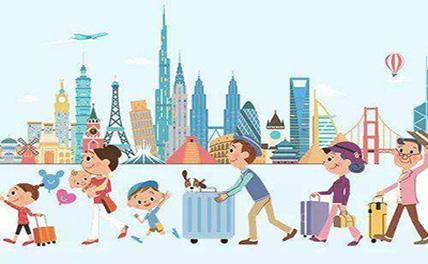 Китай сохранит первое место в мире по расходам на выездной туризм