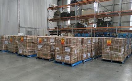 Китай не будет ограничивать экспорт изделий медицинского назначения