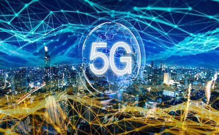 В Китае построили более 500 тыс. базовых станций 5G