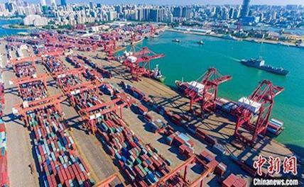 Положительный рост внешней торговли демонстрирует непоколебимость Китая