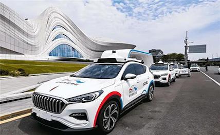 Baidu и Geely будут совместно выпускать интеллектуальные автомобили