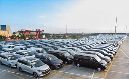 Китайские электромобили «набирают обороты» в Европе