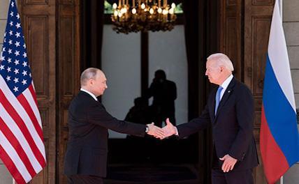 Байдену лучше не встревать в отношения между КНР и РФ