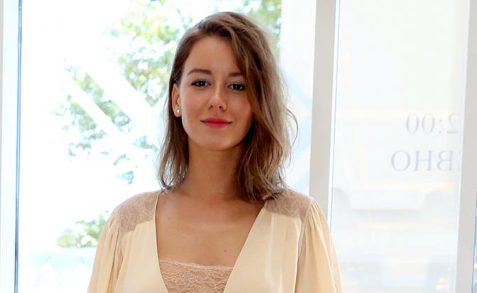 Голая Анна Старшенбаум Видео
