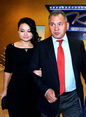 шойгу и его жена и дети фото