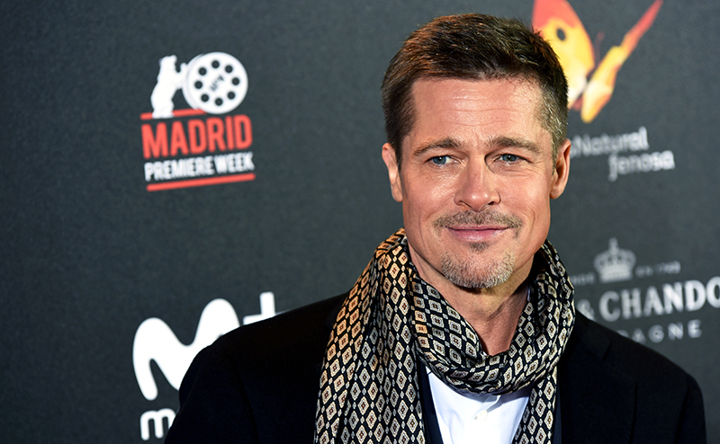 Brad pitt new movie christmas day