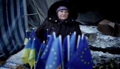 Украинцы разочаровались в ЕС и НАТО