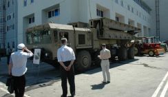 Защита для оборонного завода