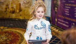 9-летняя нижегородка завоевала титул «Принцессы Вселенной»